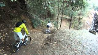 Saturday MTB Ride At The UCSC Trails