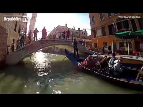 Volo con drone su Venezia - rrtv
