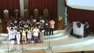 I Found A Friend (Jesus) by CKBC Choir. Thumbnail