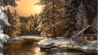 Красивый клип С рождеством!