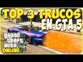 Gta 5 Online - Top 3 Trucos de La Semana - Trucos Gta 5 Online