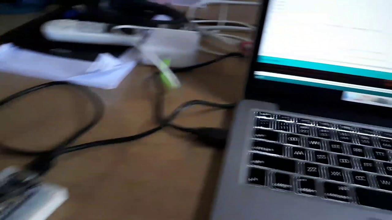 NodeMCU (WiFi shield) + Water Flow Sensor