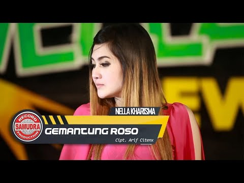 Nella Kharisma - Gemantung Roso (Official Music Video)