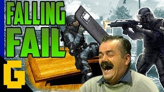 HOW TO TROLL MONTAGNE - Rainbow Six Siege: Funny & Epic moments #1