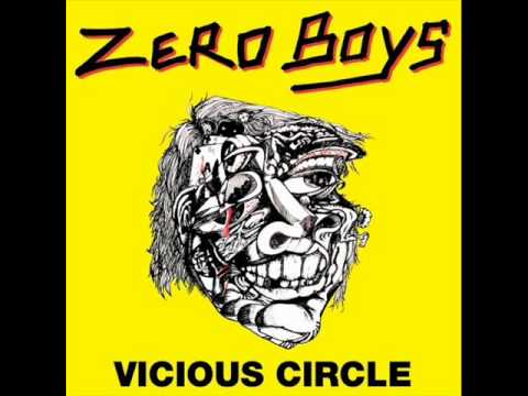 Zero Boys - Amphetamine Addiction - Vicious Circle 1982