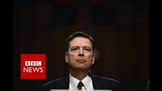 James Comey: Trump told 'lies, plain and simple' - BBC News