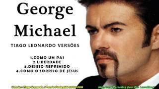 CD George Michael - Tiago leonardo Versões Vol I (CD Completo 2016)