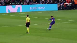 LIONEL MESSI GOAL   Barcelona vs Leganes   La Liga   07 04 2018 HD