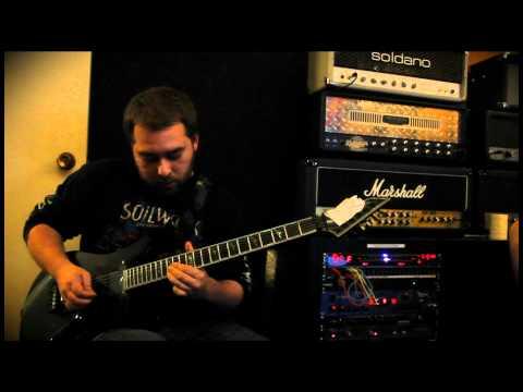 Guitar solo - Studio 2011