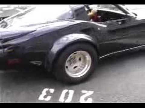 CORVETTE C3 1981