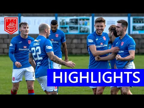 Stranraer Cowdenbeath Goals And Highlights