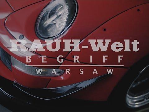 RWB WARSAW #1 | RAUH-Welt Begriff | Akira Nakai Builds Two Porsches 911 in Poland | 993 & 964