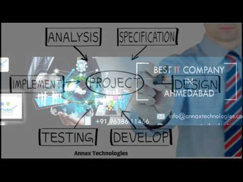 Best IT Company In Ahmedabad || Annax Technologies