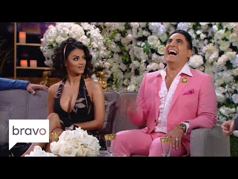 The Shahs Spill The Tea On Which Bravolebs They're Texting... | Shahs Of Sunset | Bravo