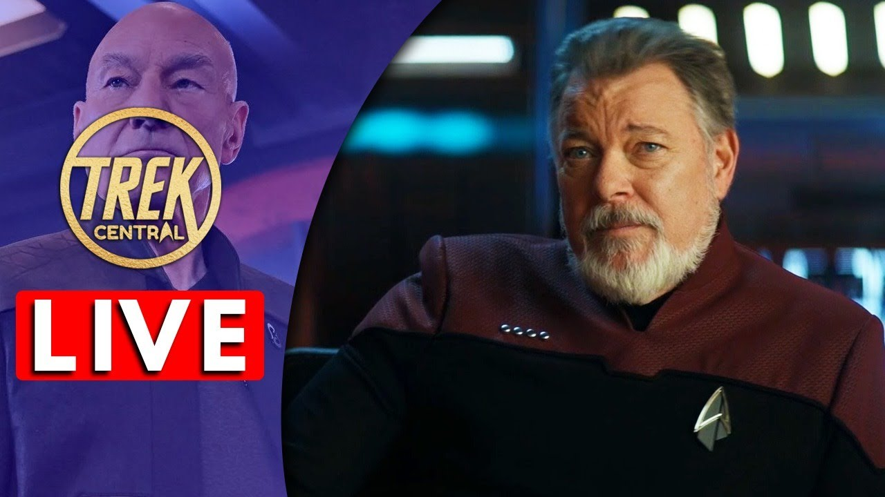 Star Trek Picard Season 2 Theories and Discussion! - Trek Central LIVE