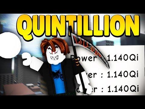 STRONGEST NOOB *QUINTILLION POWER* NOOB DISGUISE TROLL! | Super Power Training Simulator (ROBLOX)