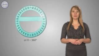 Математика 4 Сравнение углов  Измерение углов  Угловой градус  Транспо