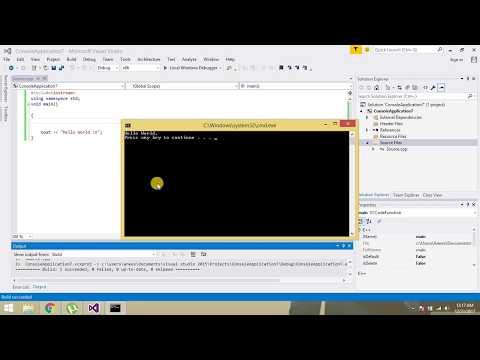 C++ program#1 for new programer
