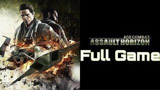 Ace Combat: Assault Horizon Full Playthrough (1080p60Fps) Longplay 2018
