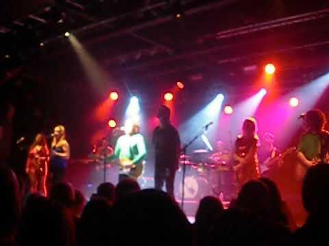 Ian Prowse and pele ,Amsterdam live 22-12-2018