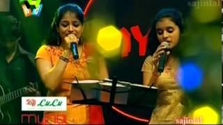 """""""Kannodu kanbathellam..."""" by Poornasree - Myna on Kairali we"""