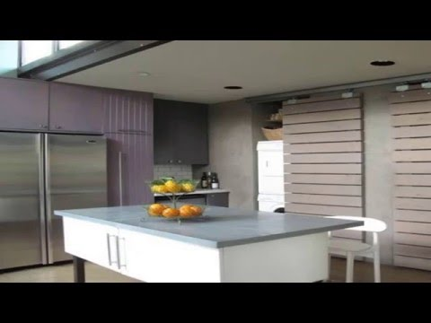 Ideas How To Hide The Electrical Appliances In Kitchen