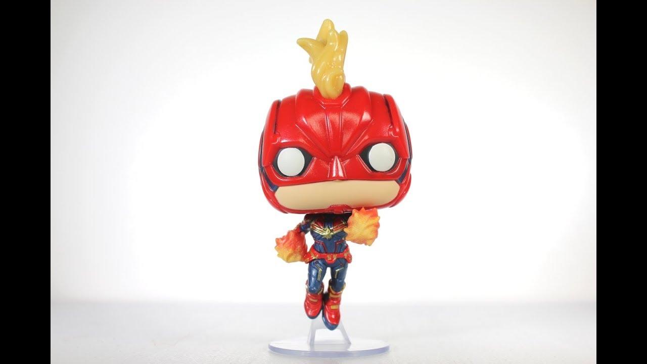 NEW Funko Pop Captain Marvel Target Exclusive #433