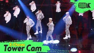 [K-Choreo Tower Cam 4K] 에이비식스 직캠 '감아(CLOSE) '(AB6IX Choreography) l @MusicBank KBS 210507