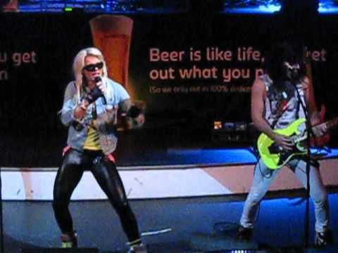Reckless Love - Feel My Heat - Apollo Live Club 4503cc260fad