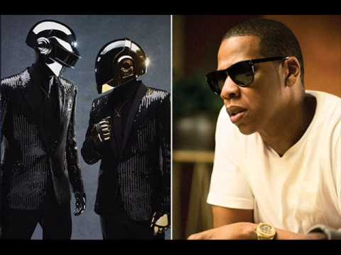 Daft Punk ft. Jay Z - Computerized New Song 2014