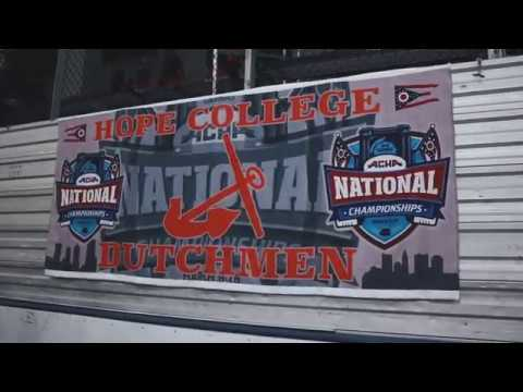 ACHA M3 CHAMPIONSHIP moments from OAKLAND vs HOPE