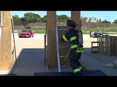 Firefighter Window Bailout Technique