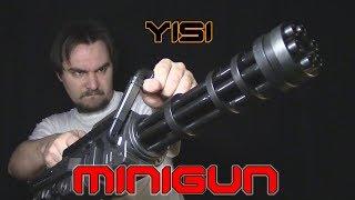 Обзор бластера YISI - Миниган