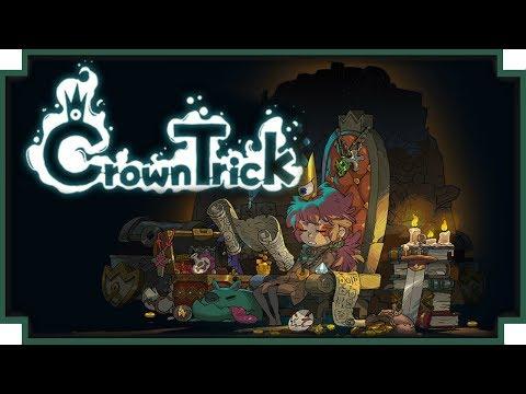 Crown Trick - (Turn-Based Roguelike Adventure Game)