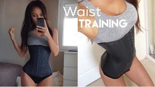 Waist Training / Corset Training