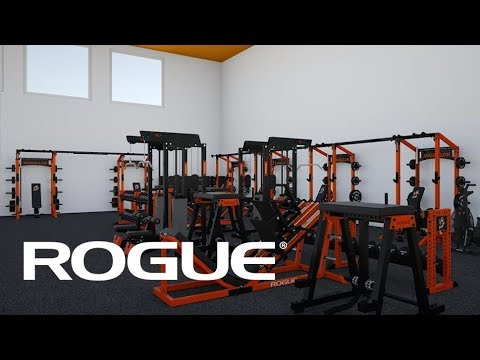 Zeus gym builder rogue fitness