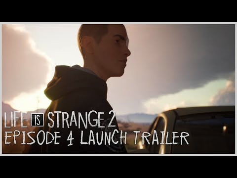 Life is Strange 2 - Episode 4 Launch Trailer [ESRB]