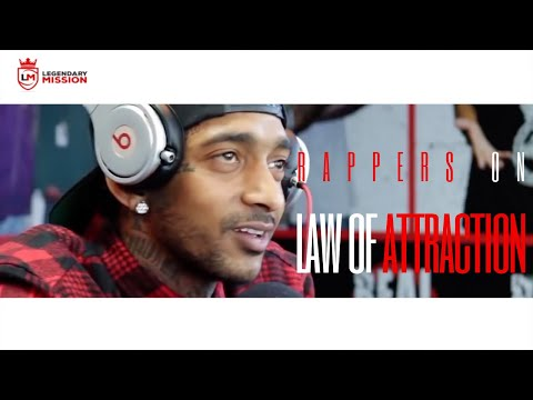 RAPPERS ON  LAW OF ATTRACTION | SUCCESS MOTIVATION 2019