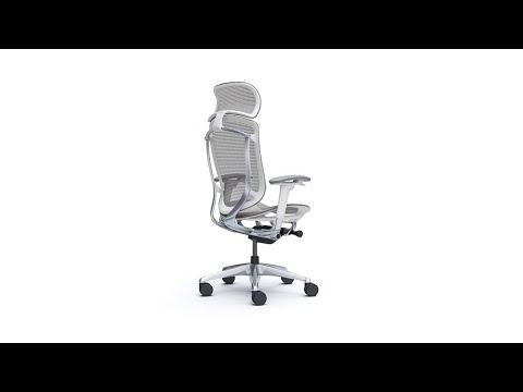 XTRA - how to adjust your okamura contessa chair