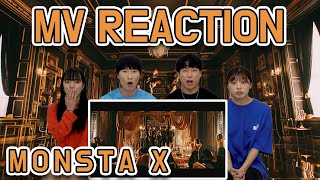 [리뷰] MONSTA X 몬스타엑스 'FANTASIA' MV Reaction 리뷰!!!!