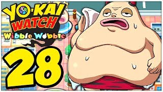 Yo-Kai Watch Wibble Wobble Part 28: Saftiger Safto will KÄMPFEN