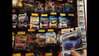 The Best Reject Shop Ever! Hot Wheels Hunting In-Store ISM! RETROS AND CAR CULTURE-Hot Wheels Playaz