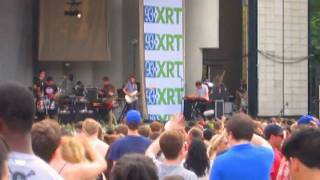 Passion Pit- Dreams (The Cranberries Cover) Live at Taste of Chicago