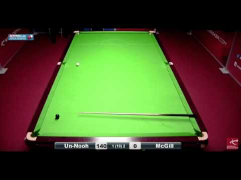 Thepchaiya Un-Nooh Misses 147 on final black AGAIN! Betfred World Championship Qualifying