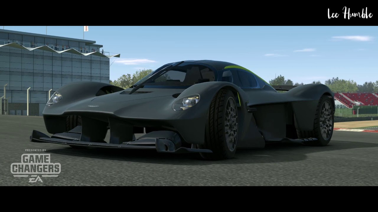 Real Racing 3 Aston Martin Valkyrie Update 9 0 Youtube