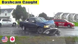 Ultimate North American Cars Driving Fails Compilation - 168 [Dash Cam Caught Video]