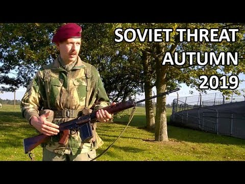 Soviet Threat, Hack Green Nuclear Bunker Autumn 2019  - Show Report