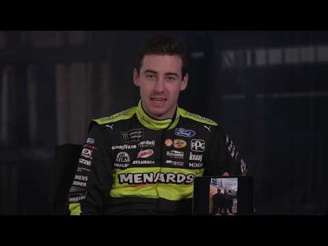Rearview Reflection - Ryan Blaney