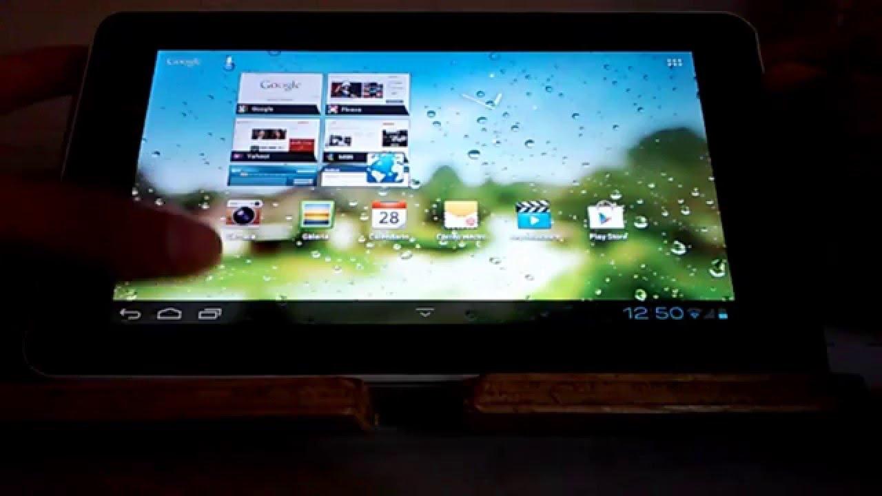 Como tener acceso root en la tablet Huawei Mediapad 7 Lite
