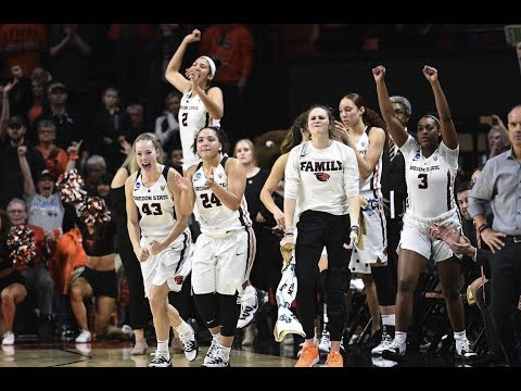 Oregon State Beavers - Sweet Sixteen on the line for Beavers and Zags tonight at Gill!!